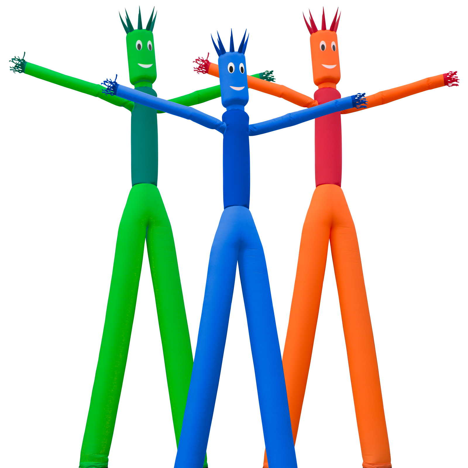 Inflatable HQ 26 ft. Tall 2-Legged Air Inflatable Dancer Tube Puppet - Multiple Colors Available (Blowers Not Included)