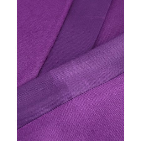 44188c05f Lady Silk Satin Lingerie Robe Sleepwear Nightwear Kimono Gown Bathrobes  Black - image 1 of 5 ...