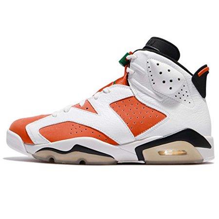 44d4ea53957710 Nike - Nike 384664-145 Men Air Jordan 6 Retro Jordan Summit White ...