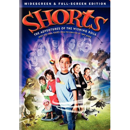 Shorts: The Adventures of the Wishing Rock (DVD) (Shorts The Adventures Of The Wishing Rock)