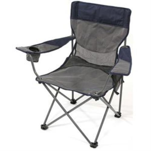 Stansport Durable Apex Deluxe Arm Chair With Sturdy Powde...