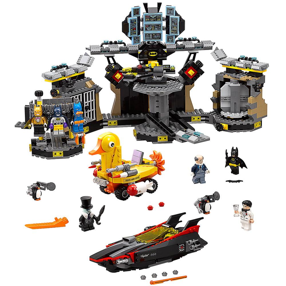 LEGO Batman Movie Batcave Break-in 70909