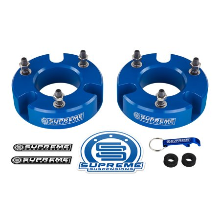 Supreme Suspensions - Chevy Silverado 1500 Leveling Kit 3