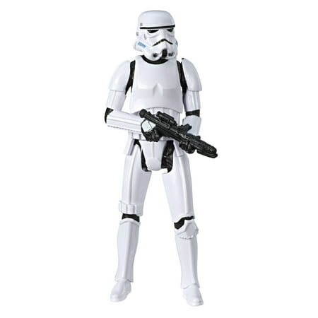Star Wars Galaxy of Adventures Imperial Stormtrooper Figure and Mini Comic - Star Wars Stormtrooper