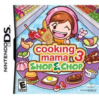 Cooking Mama 3: Shop & Chop - Nintendo DS