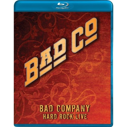 Bad Company: Hard Rock Live (Blu-ray   CD) (Widescreen)