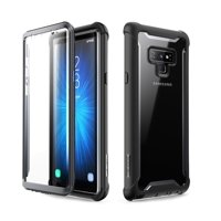 Samsung Galaxy Note 9 case, i-Blason [Ares Series] Full-body Rugged Clear Bumper Case with Built-in Screen Protector for Samsung Galaxy Note 9 2018 Release