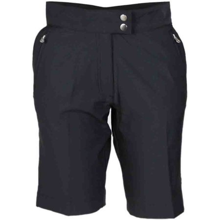 page & tuttle essential short - black - womens
