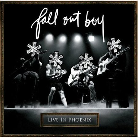 **** Live In Phoenix (Includes DVD)