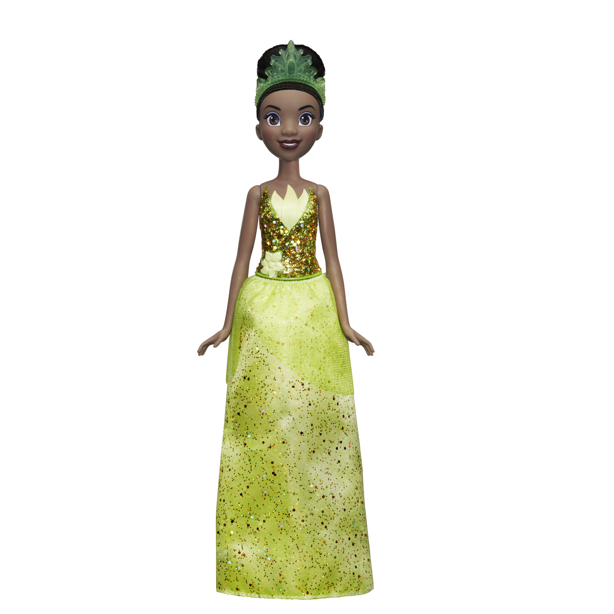 Disney Princess Royal Shimmer Tiana, Ages 3 and up