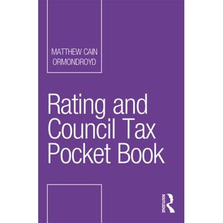 Rating and Council Tax Pocket Book - eBook (Best Rated Pocket Pussy)
