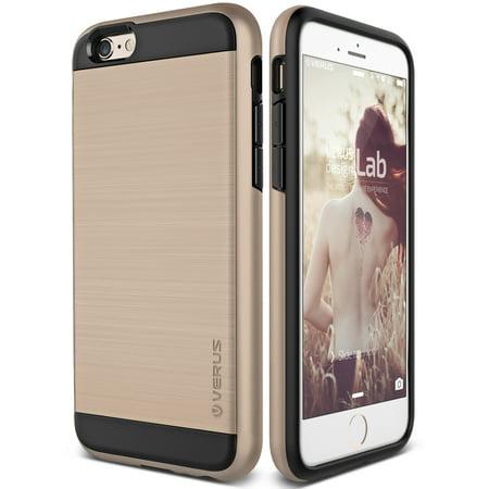Apple iPhone 6S Case, Verus Verge - Military Grade Drop Protection, Slim Fit (Verus Case Note 3 Card)