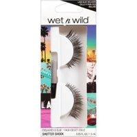 Wet n Wild False Eyelashes, Shutter Shock 1 Pair (Pack of 4)