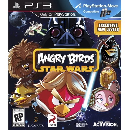 Angry Birds Star Wars (PS3) for $<!---->