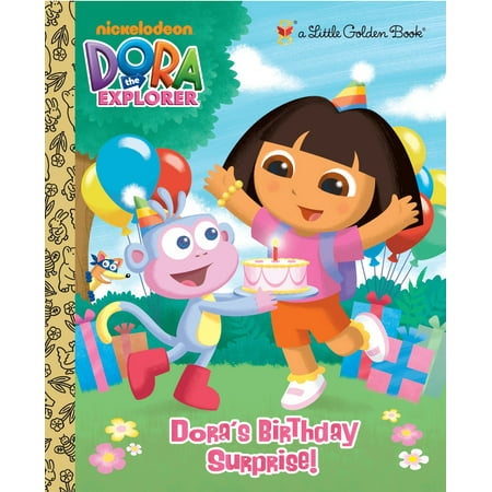 Dora's Birthday Surprise! (Dora the -