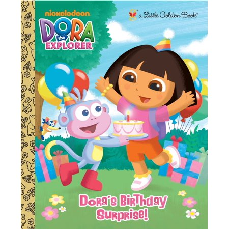 Dora's Birthday Surprise! (Dora the