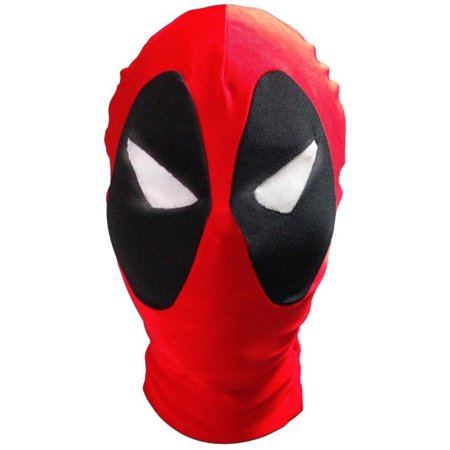 Deadpool Costume Deluxe Mask - Deadpool Mask Replica
