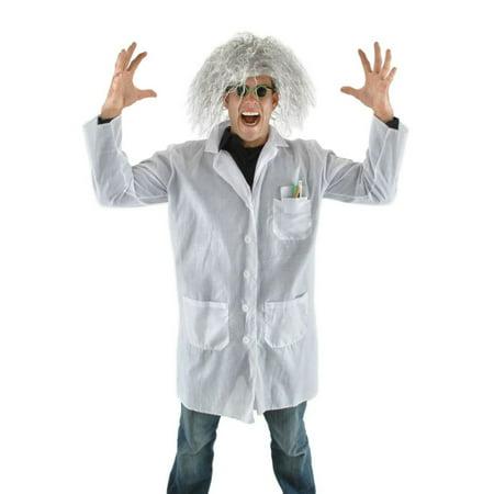 Mad Scientist Halloween Costume Girl (Mad Scientist Kit Adult Halloween)