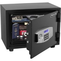 Honeywell 0.61-Cu.-Ft. Fire and Security Safe with Digital/Key Lock