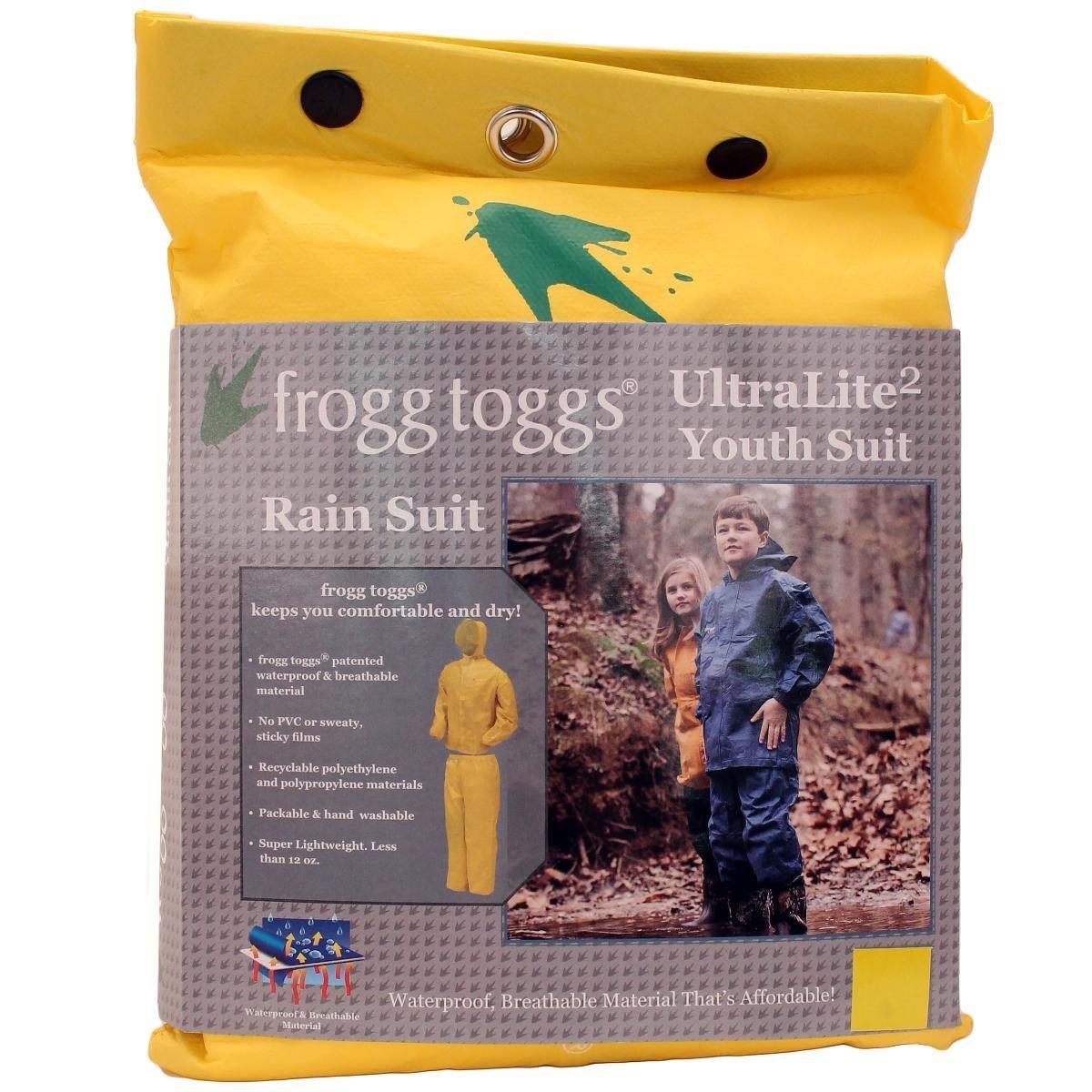 Youth Ultra-Lite Rain Suit, Sock Trekking Waterproof Socks Suit Rainsuit Ducks Breathable Womens Rain UltraLite River... by