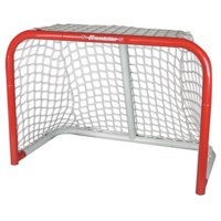 "Franklin Sports NHL Steel Street Hockey Goal - Kids Street Hockey Net - 28"" x 20"" - Perfect for Skill Training"