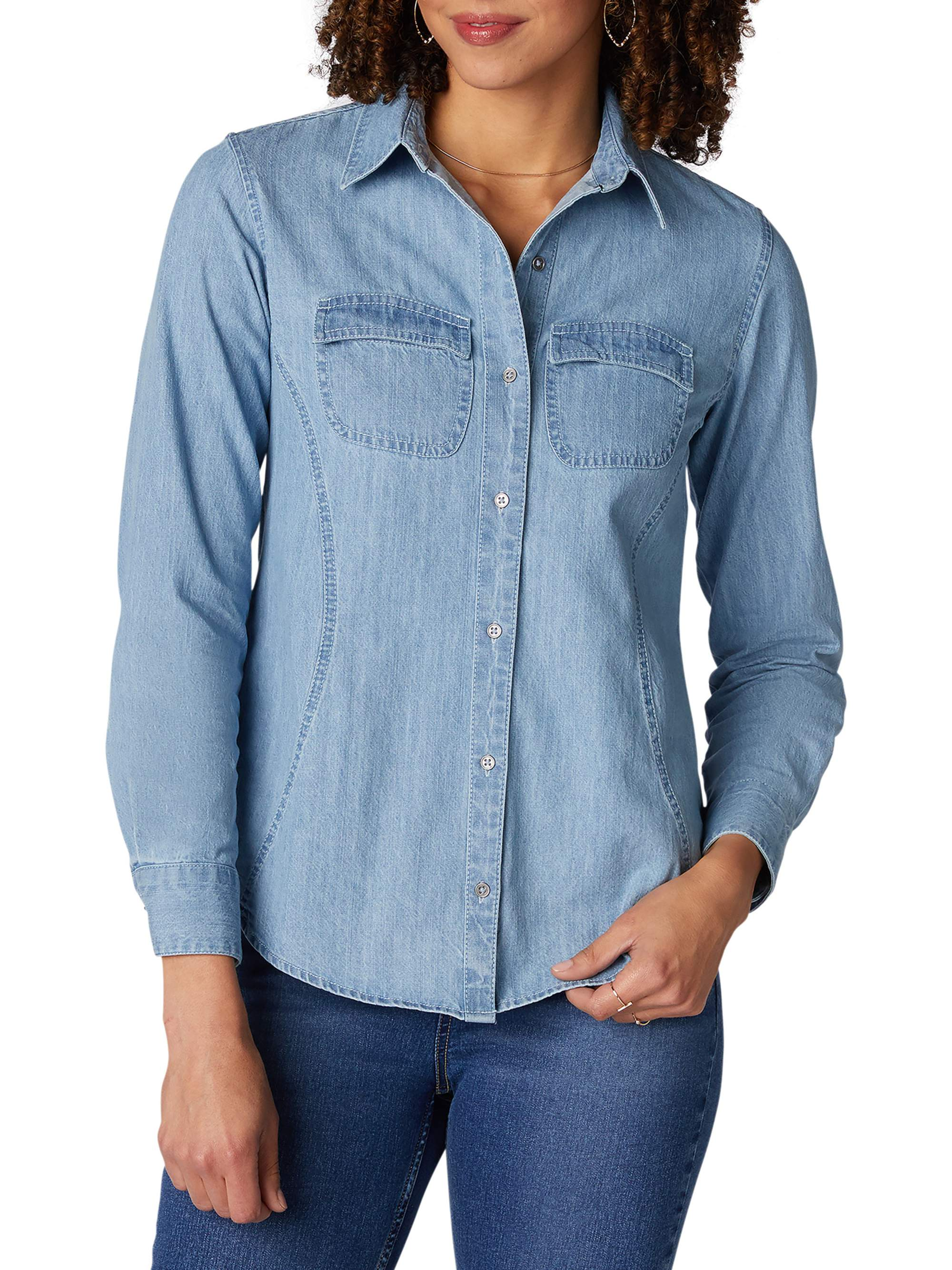 Alion Mens Basic Classic Slim Fit Long Sleeve Button Down Shirt Tops