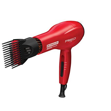 Detangler Ceramic Double Layer Pik Blow Dryer