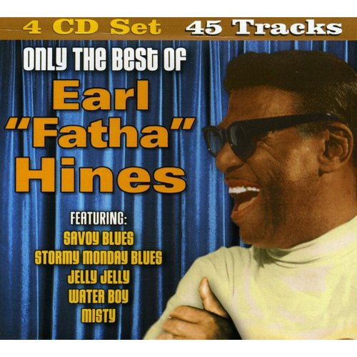 Only The Best Of Earl Fatha Hines (Box)