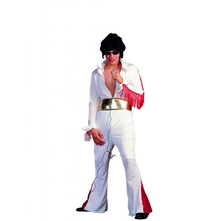 Rock Star Plus Size Costume (70's Rock Costumes)