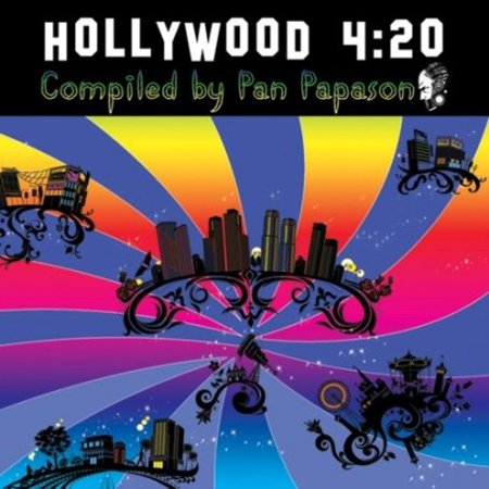 Hollywood 420 (Compiled By Pan Papason) / Various (CD) (420 Nm Actinic Compact)