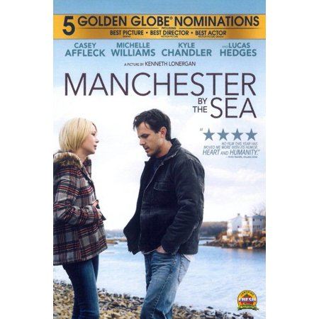 Manchester by the Sea (DVD)