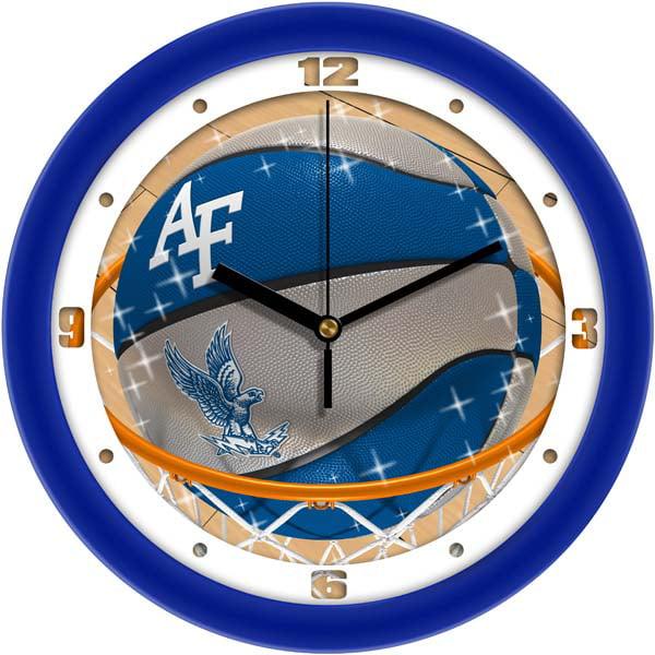 Air Force Slam Dunk Wall Clock