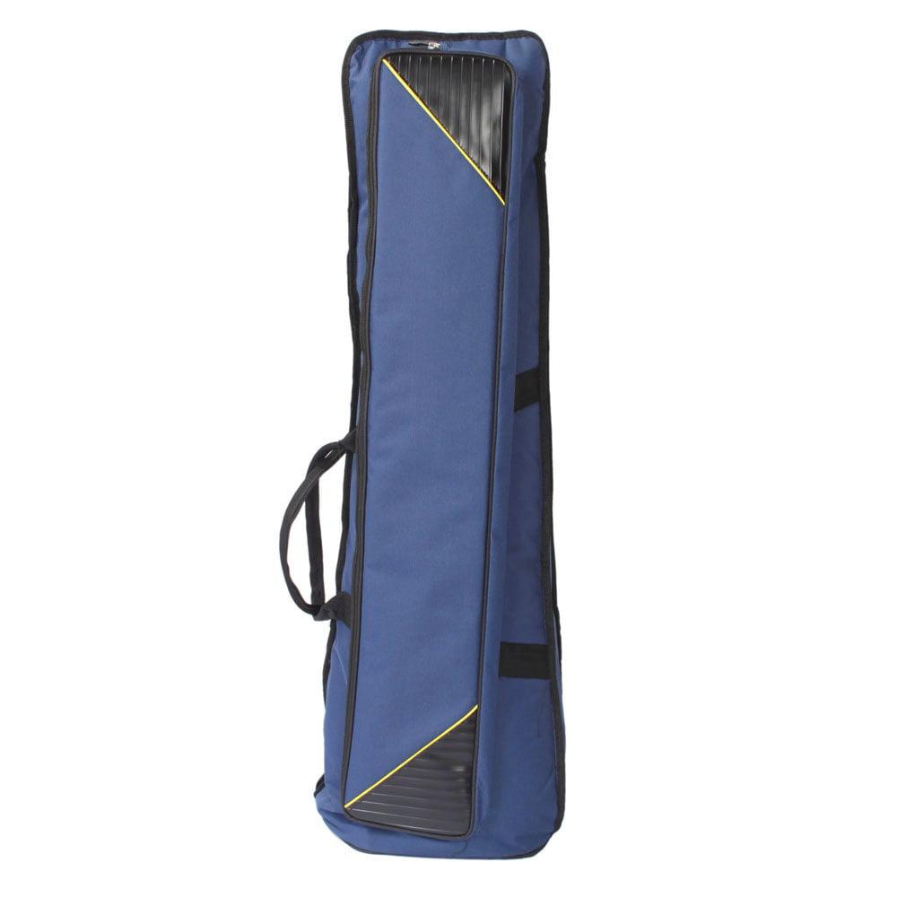 Ktaxon New Tenor Trombone Gig Bag Lightweight Case Coarse Grain Fabrics by