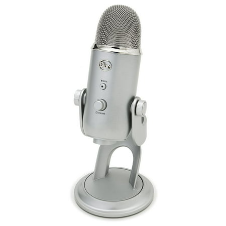 Blue Microphones Yeti USB Desktop Microphone - Sparkly Microphone
