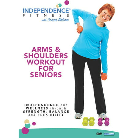 Independence Fitness: Arms & Shoulders Workout for Seniors