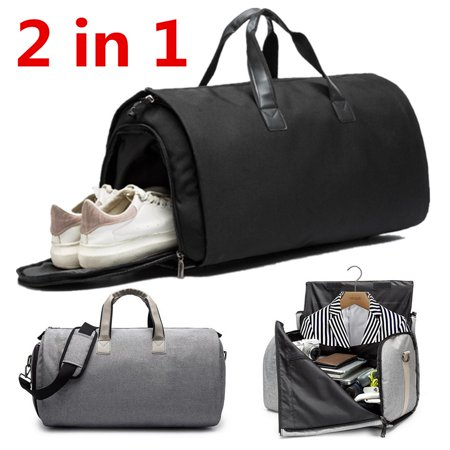 Garment Bag Carry on Duffel Bag Travel Bag for Men and Momen Flight Bag Weekender Travel Suit