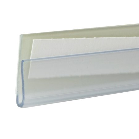 C-Line Self-Adhesive Shelf Label Straightips with Inserts