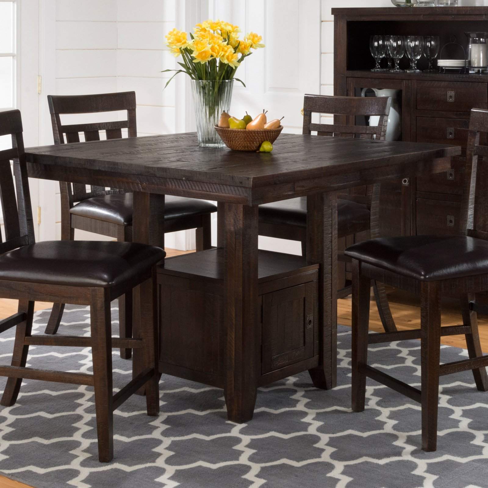 Jofran Kona Grove Counter Height Table