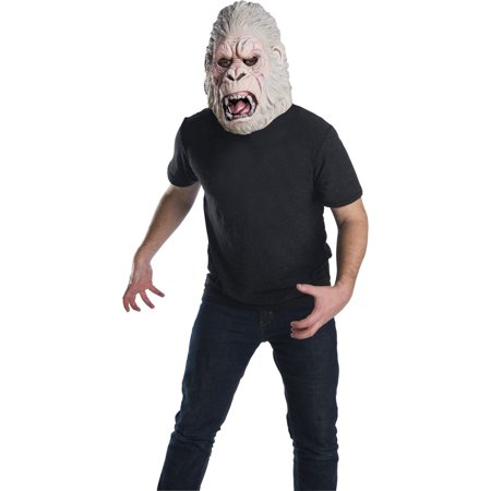 Rampage George Overhead Latex Mask Halloween Costume Accessory - Halloween Latex Applications