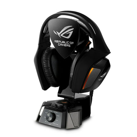 ASUS ROG Centurion True 7.1 Surround Sound Gaming Headset for PC with USB Control