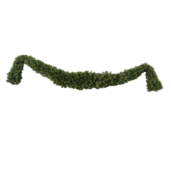 "12' x 18"" Grand Teton Artificial Christmas Swag Garland - Unlit"