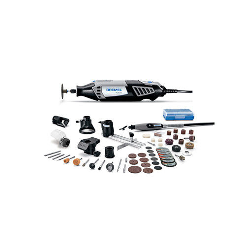Dremel 4000-6 50 Variable Speed High Performance Rotary Tool Kit by S-B POWER TOOL