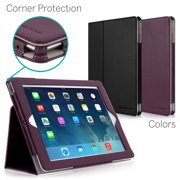 CaseCrown Bold Standby Pro Case for iPad 2/3/4 with Sleep / Wake, Corner Protection & Multi-Angle Viewing Stand