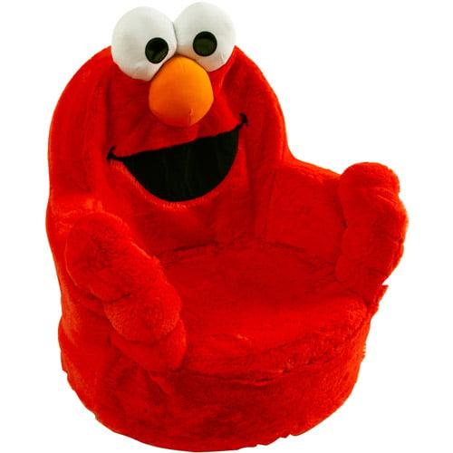 Spin Me Elmo Chair