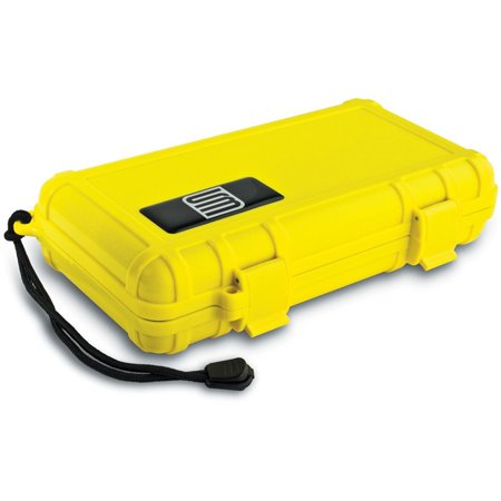 T3000 Watertight Dry Case, Flat, long profile dry box perfect for carrying electronics and personal items or safety equipment on the water or in a wet environment...., By S3 Ship from US