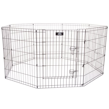 Dog Exercise Pen (Dog Exercise Playpen 58