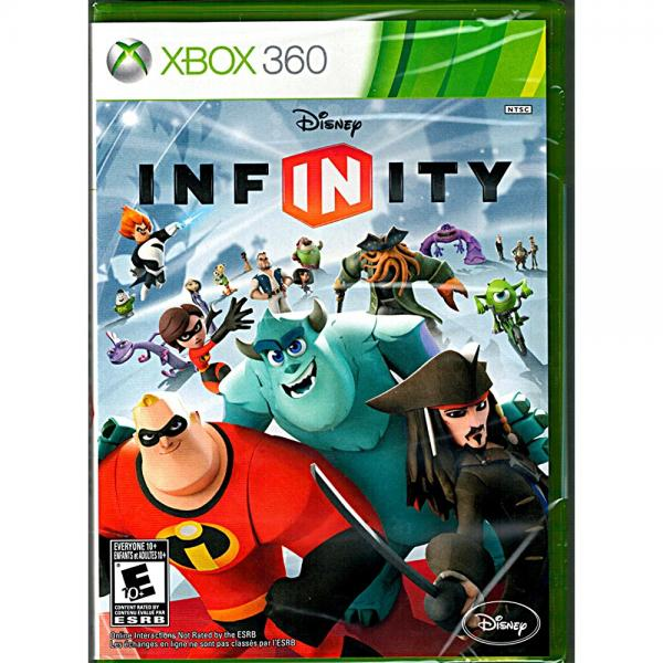 Disney Infinity Xbox 360 Replacement Game