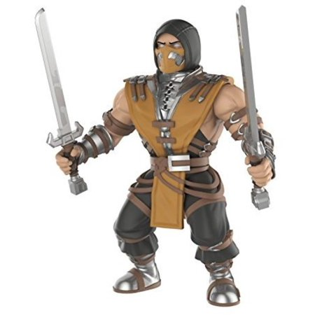 FUNKO ACTION FIGURE: Mortal Kombat - Scorpion](Mortal Kombat Props)