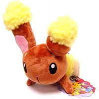 Pokemon 5 Inch Buneary Plush [Laying Down]