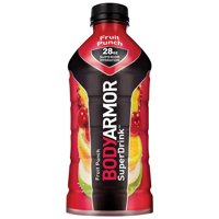 BODYARMOR Sports Drink Fruit Punch 28 OZ, 28.0 OZ